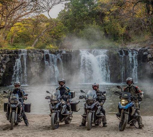 Elephant Moto Costa Rica Ride