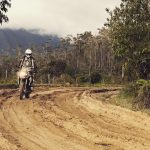 Elephant Moto Costa Rica Dirt Road Path
